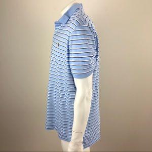 Polo Ralph Lauren Golf Pima Soft Touch Blue - XL